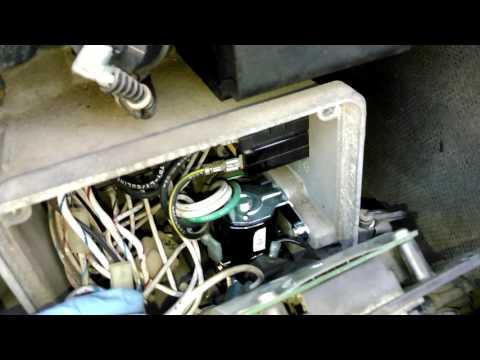 Fleetwood Bounder Onan Generator Starter Power check