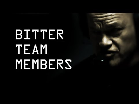 How to Deal With Bitter Team Members - Jocko Willink