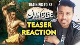 Junglee Teaser Review | Reaction | Vidyut Jammwal, Chuck Russell