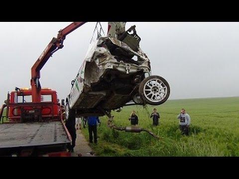 Rallye Claudy Desoil Erquelinnes 2016 PURE SOUND HD Show Crashes Mistakes & Close Calls
