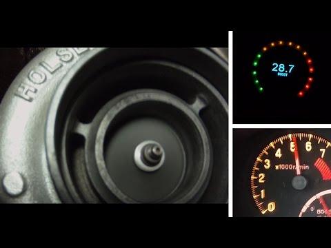 HX35 Turbo Sounds - Turbo Cam