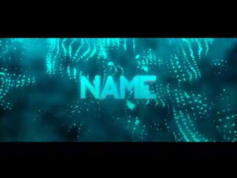 FREE After Effects & Cinema 4D Intro Template: 3D Sky Blue Intro #260