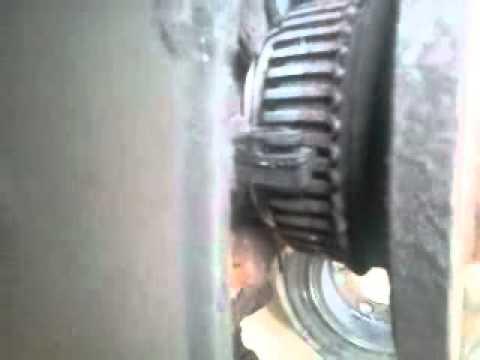 Mk4 jetta rear wheel bearing replacement