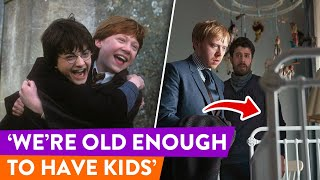 The Real-Life Couples Of Harry Potter Cast 2018 | ⭐OSSA