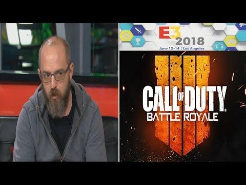 E3 Black Ops 4 Interview Live w/Treyarch
