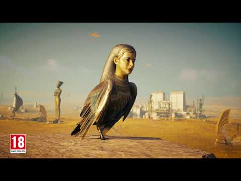 Assassin's Creed Origins: The Curse of the Pharaohs - Launch Trailer