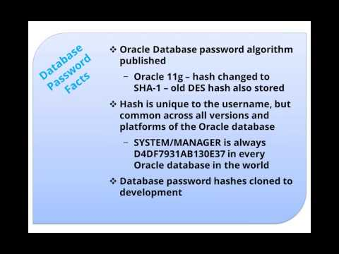 Hidden Security Threats in Oracle E-Business Suite