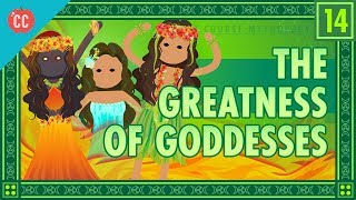 fire and buffalo goddesses crash course mythology 14