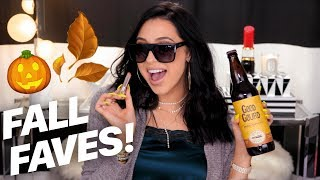MY FALL / WINTER FAVORITES 2018