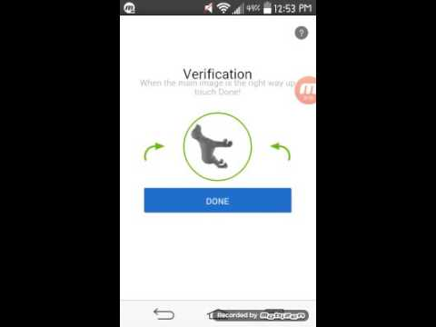 Kik Verification Solved