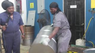 The Pan Factory: How the Drums are Made