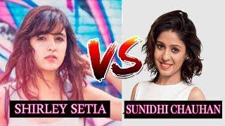 Bhumro Bhumro - Shirley Setia Vs Sunidhi Chauhan