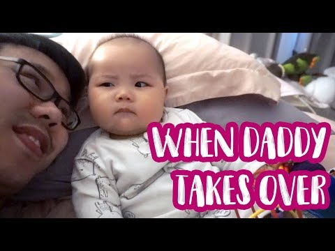 When Daddy TAKES OVER!