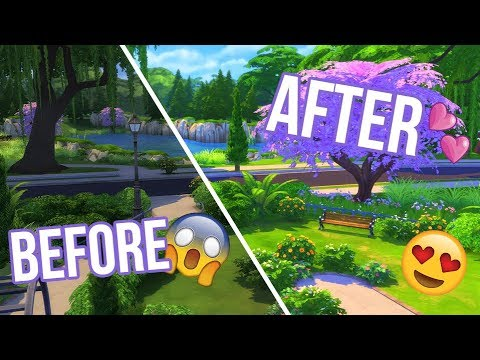 HOW TO MAKE YOUR SIMS GAME BRIGHTER! | The Sims 4: Shaders & Custom Content Tutorial | (SO PRETTY!)