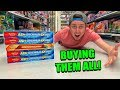 Download lagu BUYING EVERY GRENINJA POKEMON CARD BOX I TOUCH AT WALMART! Opening & Hidden Finds