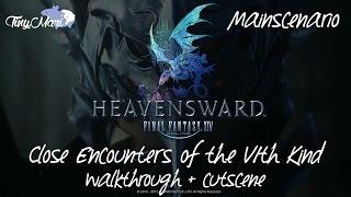 Ffxiv Heavensward - Close Encounters Of The Vith Kind [walkthrough   Cutscene]