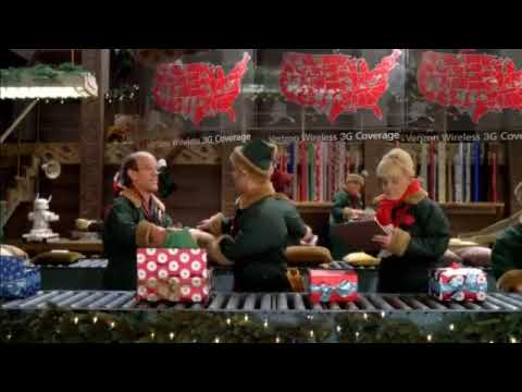 Verizon Commercial - Naughty or Nice