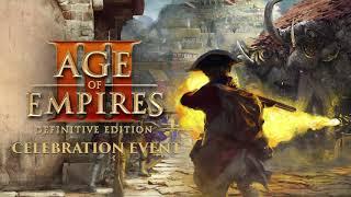 Age of Empires II: DE - Age of Empires III: DE Celebration Event!