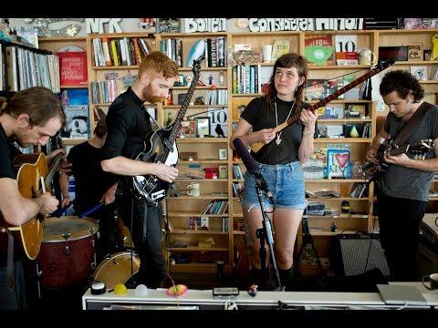 Saintseneca: NPR Music Tiny Desk Concert