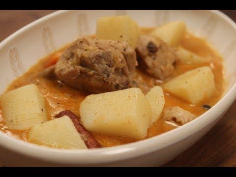 Chicken Stew   Comfort Food   Sanjeev Kapoor Khazana