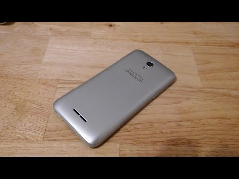 First Look Alcatel One Touch Elevate