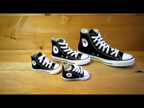 Converse Size Conversions