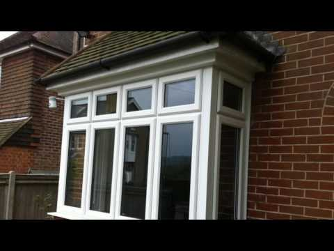 Square Bay Window at Home Designs