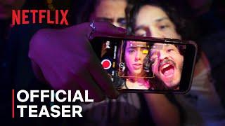 Control Z   Release Date Announcement   Netflix