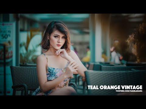 Soft Teal and Orange Vintage | Photoshop Tutorial