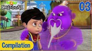 Vir: The Robot Boy | Hindi Cartoon For Kids | Compilation #3 | Wow Cartoons
