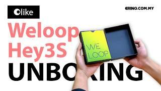 Unboxing Olike WeLoop Hey 3S