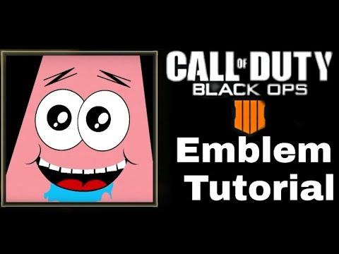 Black Ops 4 Cod Bo4 Emblem Easy Tutorial - PakVim net HD