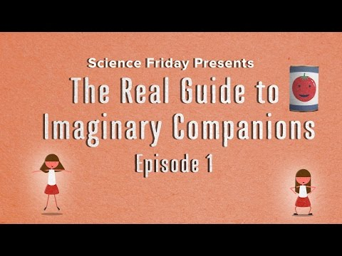 The Real Guide to Imaginary Companions - Episode 1