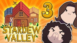 Stardew Valley: Scything in the Rain - PART 3 - Game Grumps