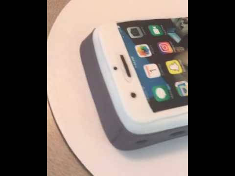 Apple iPhone 7plus Cake