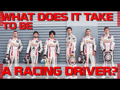 WHAT DOES IT TAKE TO BE A RACING DRIVER? GT ACADEMY RACE CAMP EUROPE