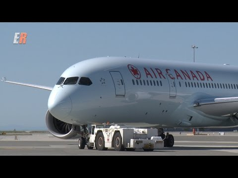 Air Canada 787 Dreamliner International  Business Class Review - Everything You Need to Know