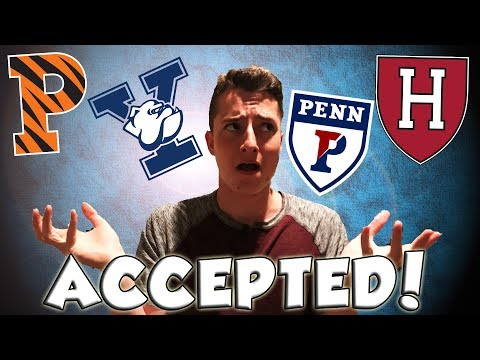 How To Get Into an Ivy League School | What NOBODY Is Saying