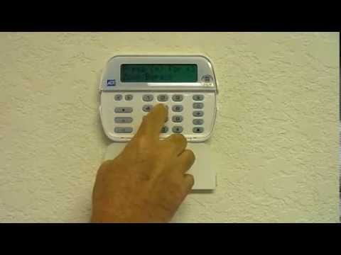 How To Add, Change & Delete An Alarm Code On A DSC Security System