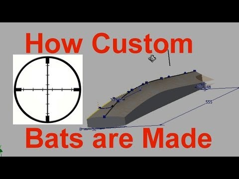 How To Make a Cricket Bat & the Manufacturing Process