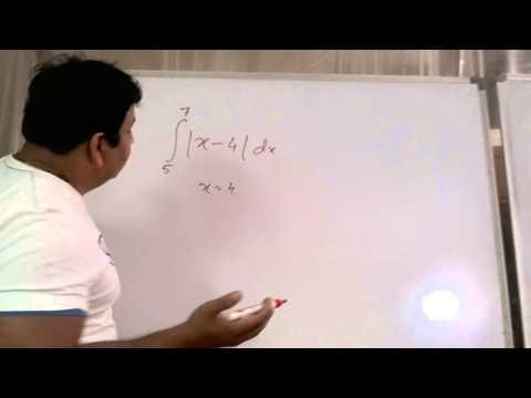 Mod property Definite integration 1