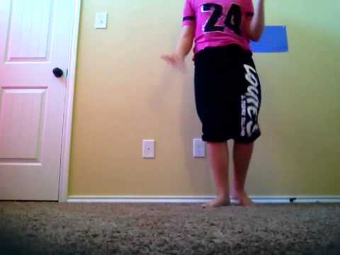 How to do your front walkover and face your fear.