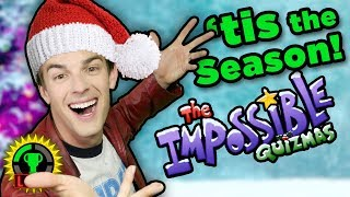A Brand New Impossible Quiz?! | The Impossible Quizmas Christmas Miracle
