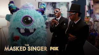 The Clues: Monster | Season 1 Ep. 3 | THE MASKED SINGER