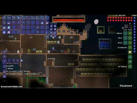 Terraria: How To Craft: Hallowed Armor Set [OLD VERSION]
