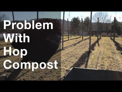 Problem Spreading Compost On Hops