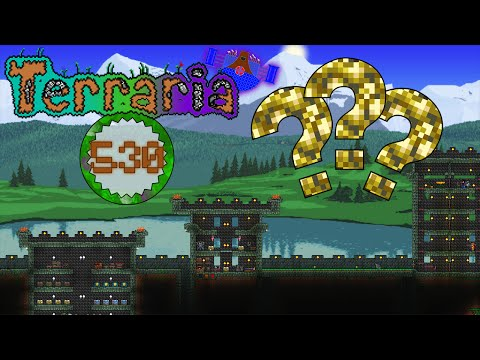 Terraria Part 530 - IS THIS GOLD?