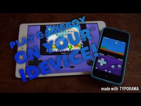 How To Get GBA4iOS and it's ROMS on iOS 9- 9.3.4 Unjailbroken Gameboy Advance Emulator Emulators#1