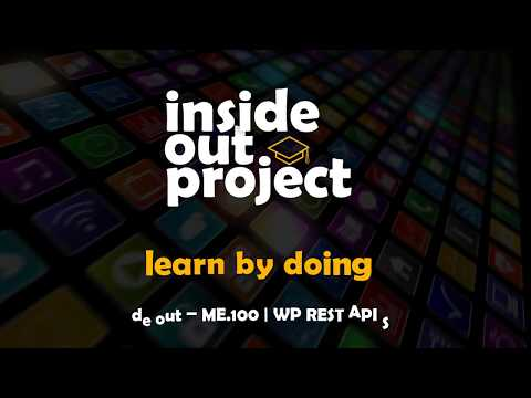 inside out – ME.100 | WP REST API Setup