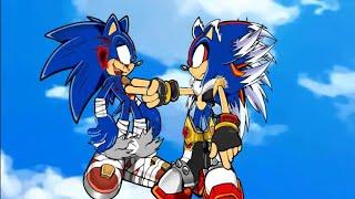 Super Sonic X Universe capitulo 21 tercera temporada